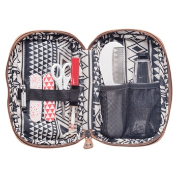Nails & Hair Case Kate Cognac