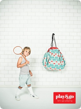 Toy Storage Bag Badminton