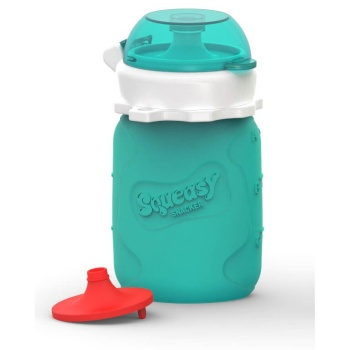 Squeasy Snacker Aqua Mini, 100ml