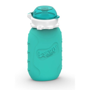 Squeasy Snacker Aqua, 180ml