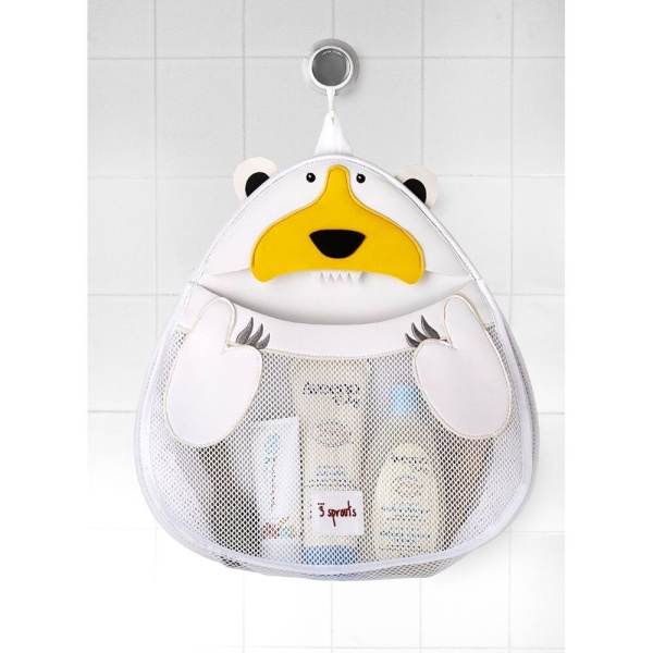 Polar Bear bath storage
