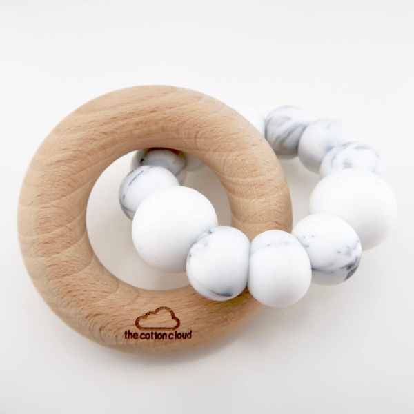 Marble Baby Teether