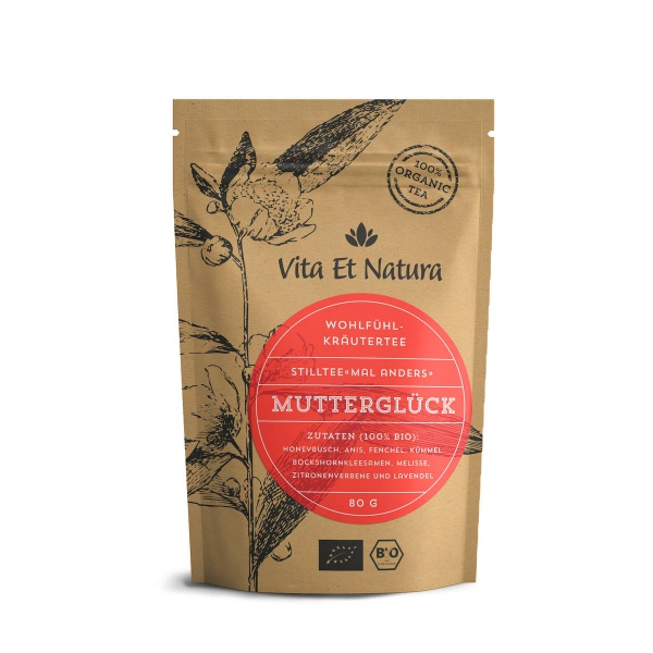 BIO Mothers Happiness - Lactation and Breastfeeding Tea