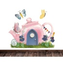 Wall Sticker Teapot